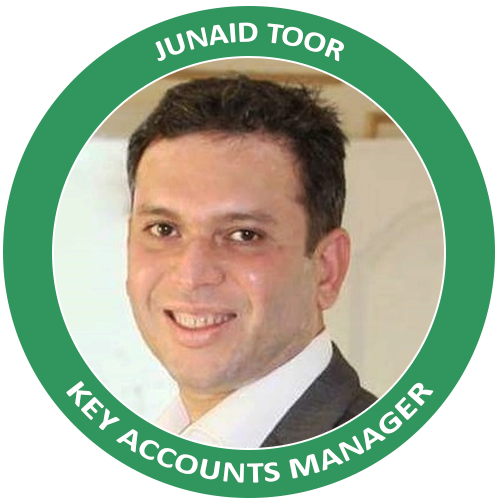 Key Accounts Manager - Junaid Toor