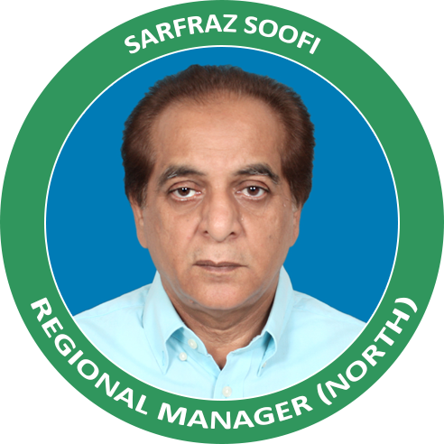 Regional Manager (North) - Sarfraz Soofi